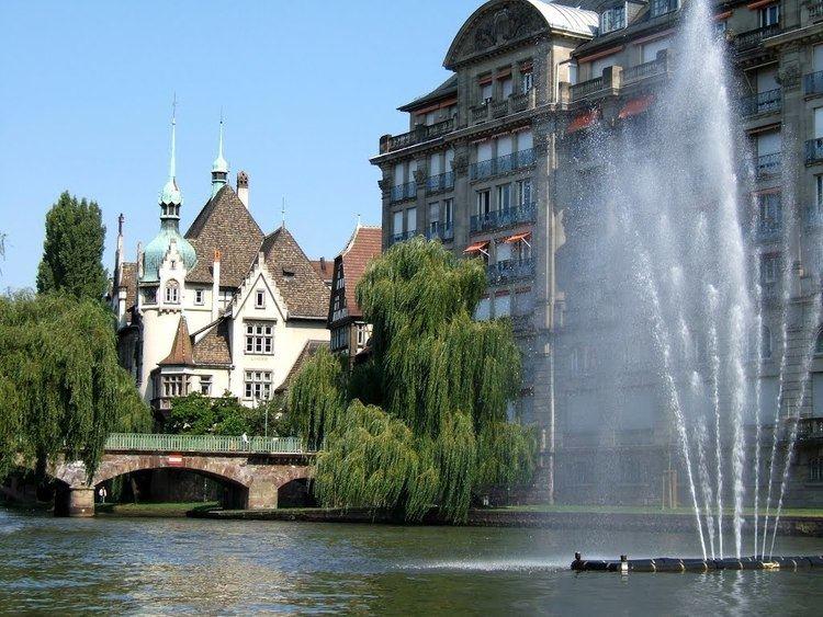 Strasbourg Beautiful Landscapes of Strasbourg