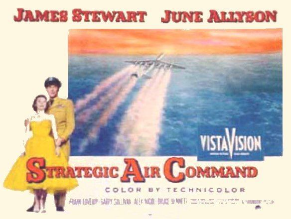 Strategic Air Command (film) Strategic Air Command film Alchetron the free social encyclopedia