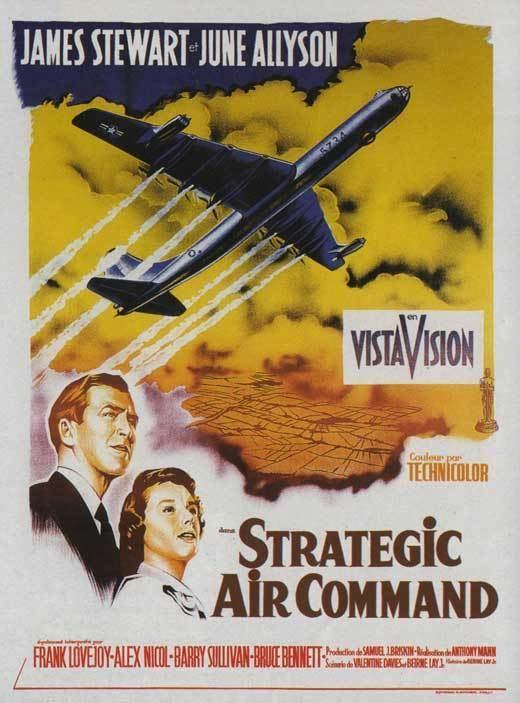 Strategic Air Command (film) Strategic Air Command 1955