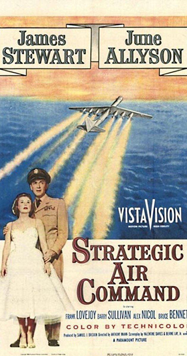 Strategic Air Command (film) Strategic Air Command 1955 IMDb