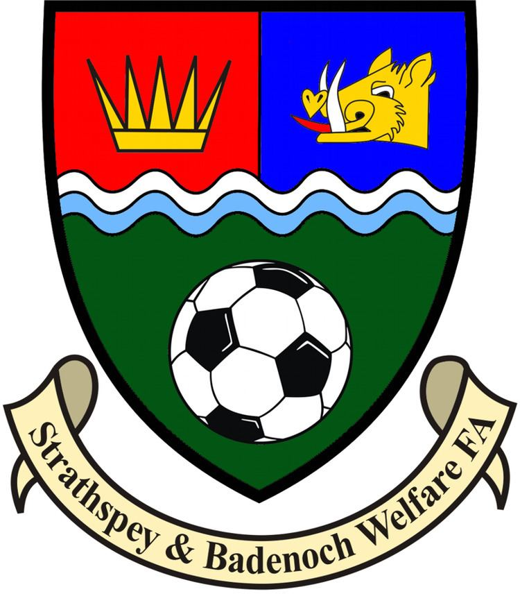 Strathspey and Badenoch Welfare Football Association