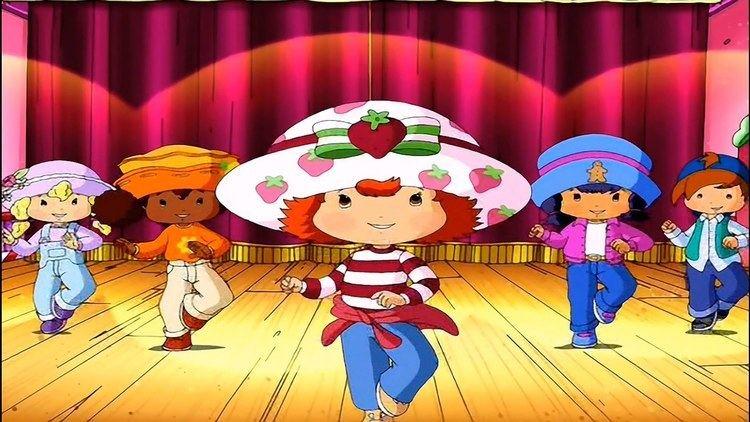 Strawberry Shortcake: Let's Dance Lets Dance Strawberry Shortcake YouTube