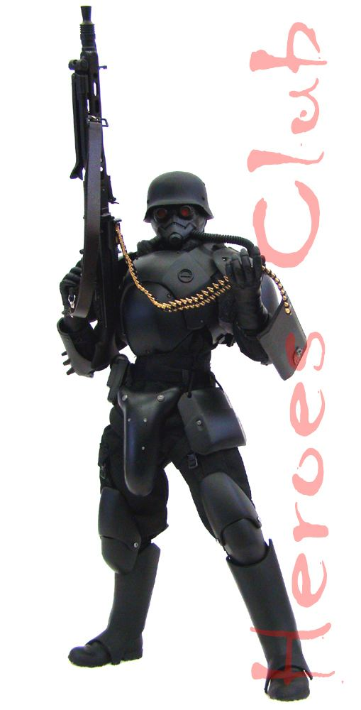 StrayDog: Kerberos Panzer Cops Kerberos Panzer Cops 12 figure 16 StrayDog Jin Roh Sold Out