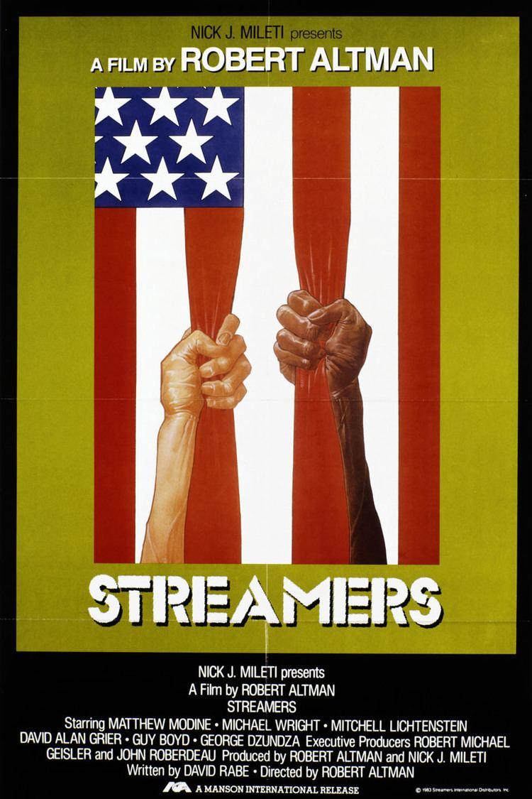 Streamers (film) wwwgstaticcomtvthumbmovieposters9266p9266p