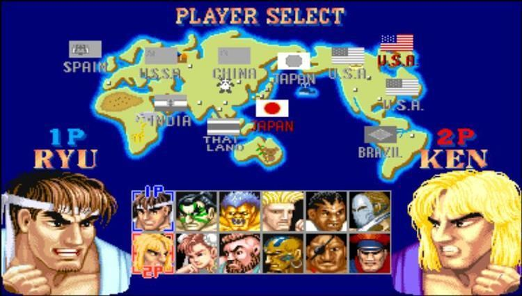 Street Fighter Ii Turbo Hyper Fighting Alchetron The