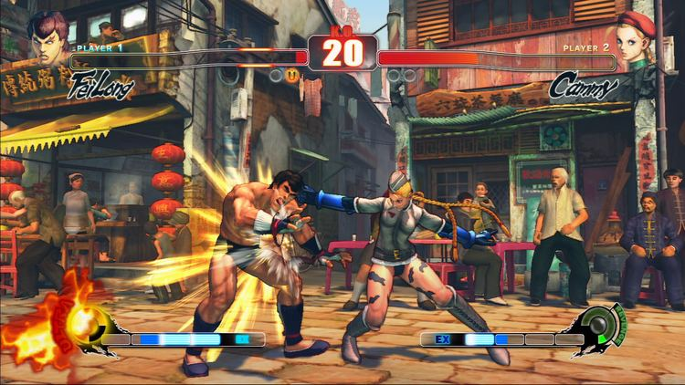 Street Fighter IV Ways in Which Street Fighter IV Succeeded In Third Person