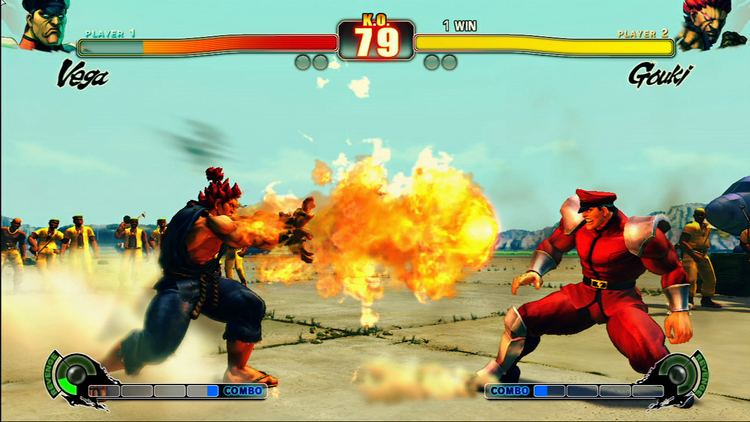 Street Fighter IV Street Fighter IV Screens The Next Level