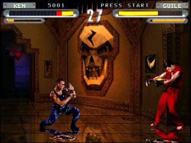 Street Fighter: The Movie (arcade game) - Alchetron, the
