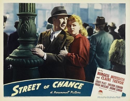 Street of Chance (1942 film) Lauras Miscellaneous Musings Tonights Movie Street of Chance