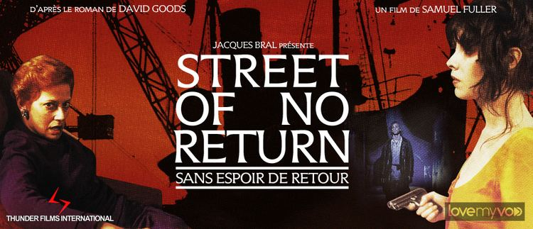 Street of No Return streetofnoreturn Kendra Steiner Editions