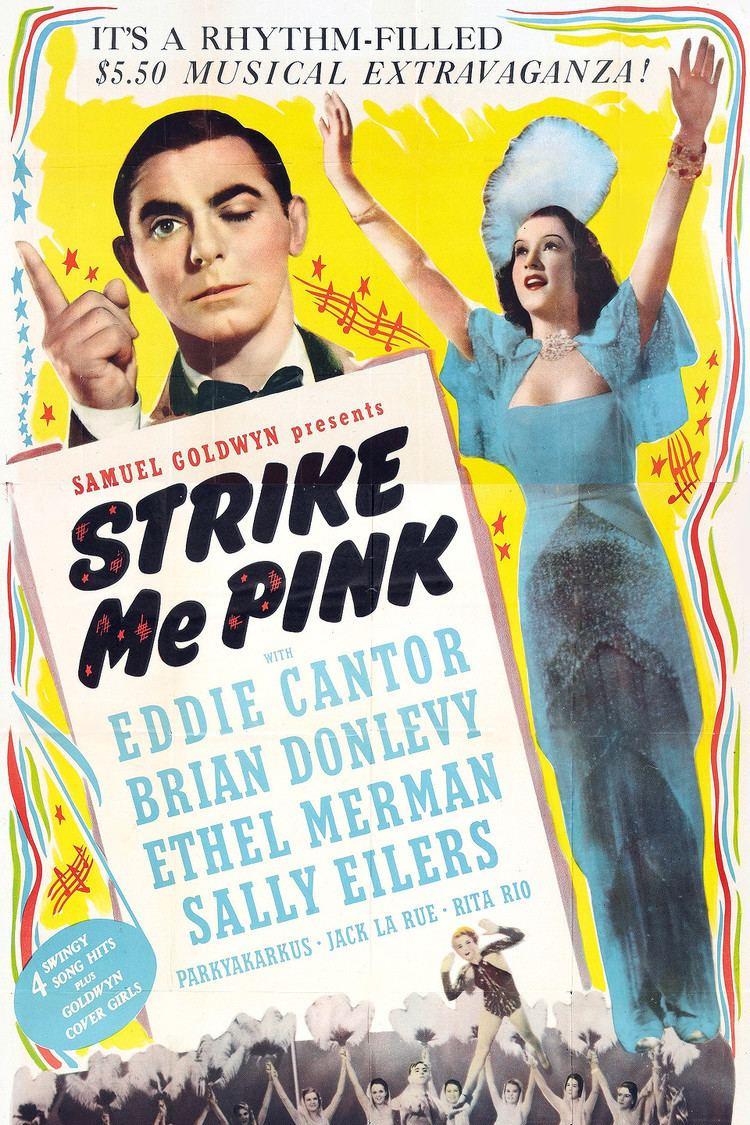 Strike Me Pink (film) wwwgstaticcomtvthumbmovieposters38492p38492