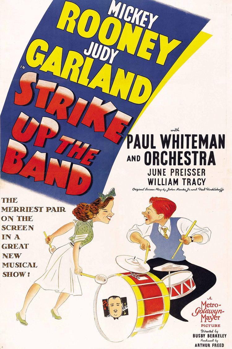 Strike Up the Band (film) wwwgstaticcomtvthumbmovieposters2197p2197p