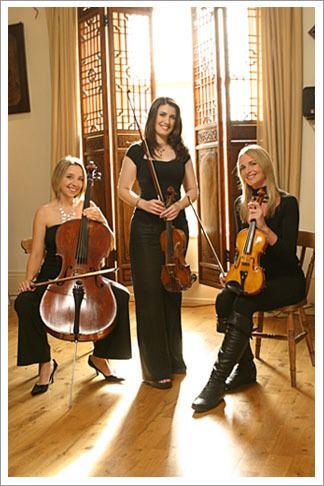 String trio SIMPLY STRINGS Yorkshire39s favourite string trio