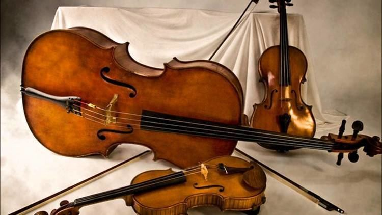 String trio String Trio No 1 in D Major YouTube