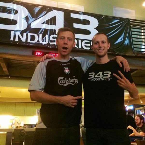StrongSide (Halo player) Michael Strongside Cavanaugh Hired At 343 Industries Beyond