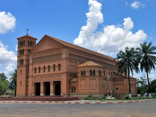 Sts. Peter and Paul Cathedral, Lubumbashi