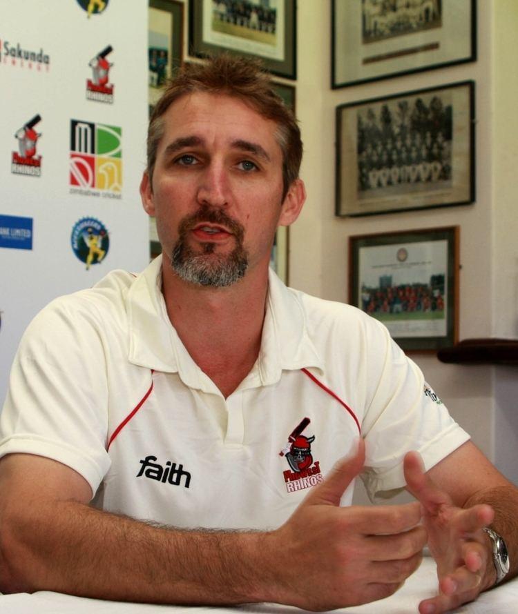 Stu Gillespie (Cricketer) in the past