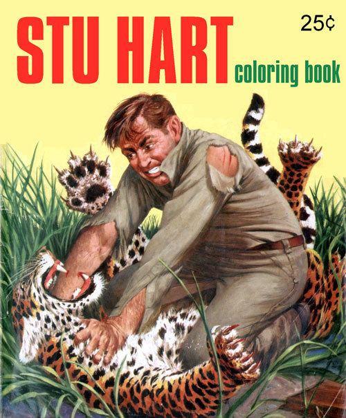 Stu Hart Pro Wrestling Desecrated STU HART SPECIAL