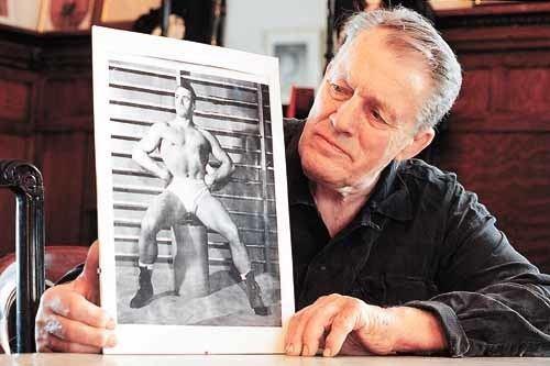Stu Hart SLAM Wrestling Canadian Hall of Fame The Hart Family