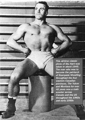 Stu Hart Stu Hart Online World of Wrestling