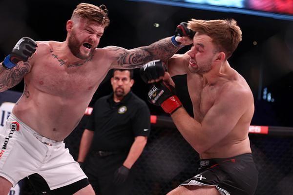 Stuart Austin Stuart quotHeManquot Austin MMA Stats Pictures News Videos