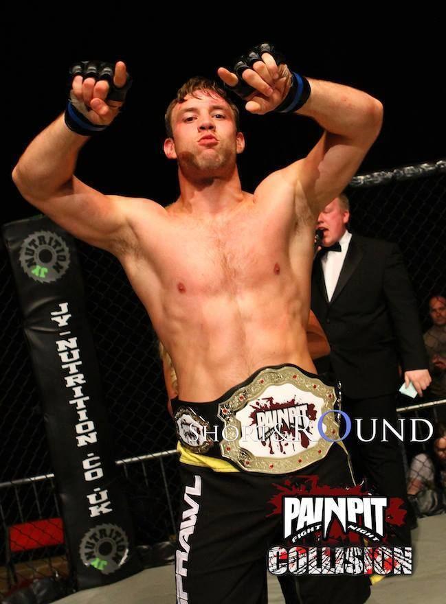 Stuart Austin Bellator signs Trojan Free Fighter Stuart Austin Five