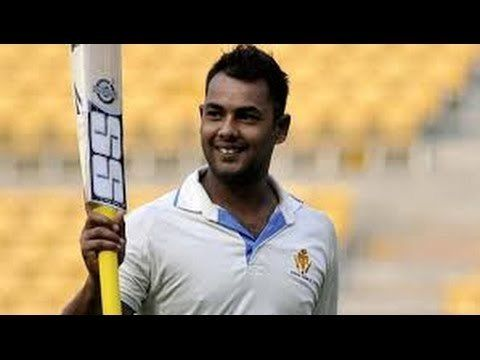 Stuart Binny (Cricketer) playing cricket