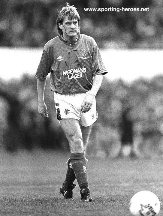 Stuart Munro Stuart MUNRO League appearances Rangers FC
