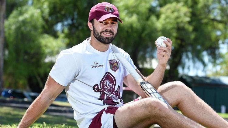 Irish cricketer Stuart Thompson lines up for Prospect in Grade