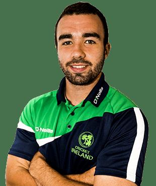 Stuart Thompson Cricket Ireland