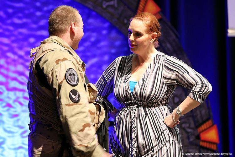 Suanne Braun FedCon Suanne Braun Stargate SG1 Miss Suanne Braun Pinterest