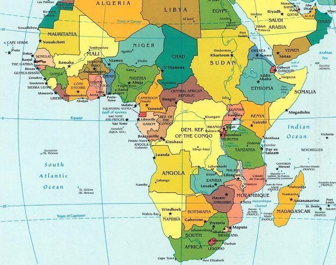 Sub-Saharan Africa nie SubSaharan Africa