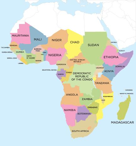 Sub-Saharan Africa Global Trade Outlook SubSaharan Africa MEDC