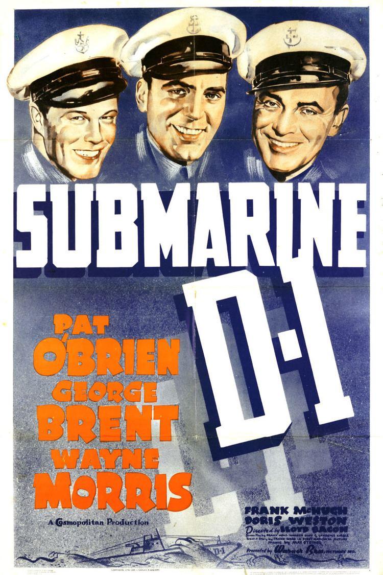Submarine D-1 wwwgstaticcomtvthumbmovieposters37239p37239
