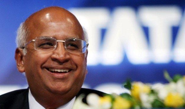 Subramaniam Ramadorai S Ramadorai The Most Popular CEOs amp Businessmen Of The