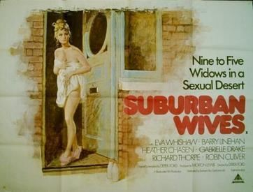Suburban Wives movie poster