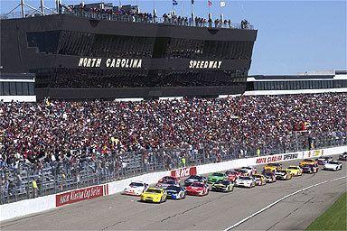 Subway 400 NASCAR NASCAR Subway 400 Rockingham page 1