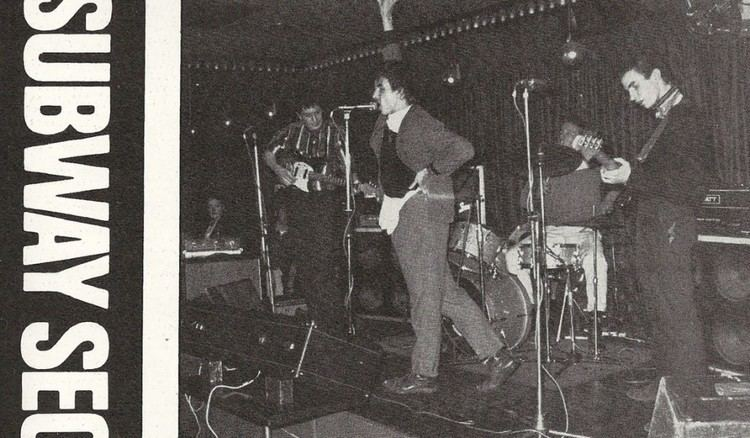Subway Sect From punk to postman with Vic Godard