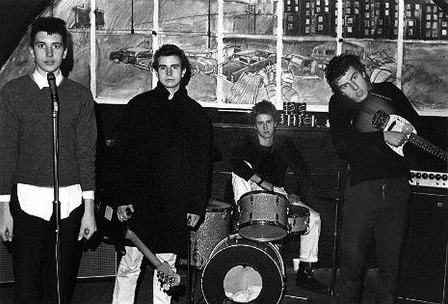 Subway Sect the subway sect The Baker