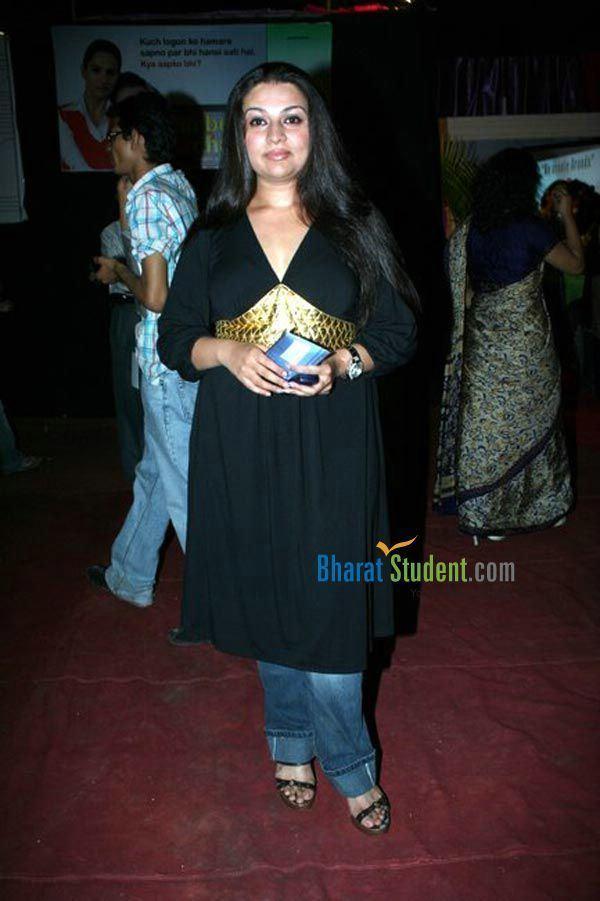Suchita Trivedi Suchita Trivedi Indian Telly Awards 2007Indian Telly