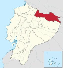 Sucumbíos Province Sucumbos Province Wikipedia