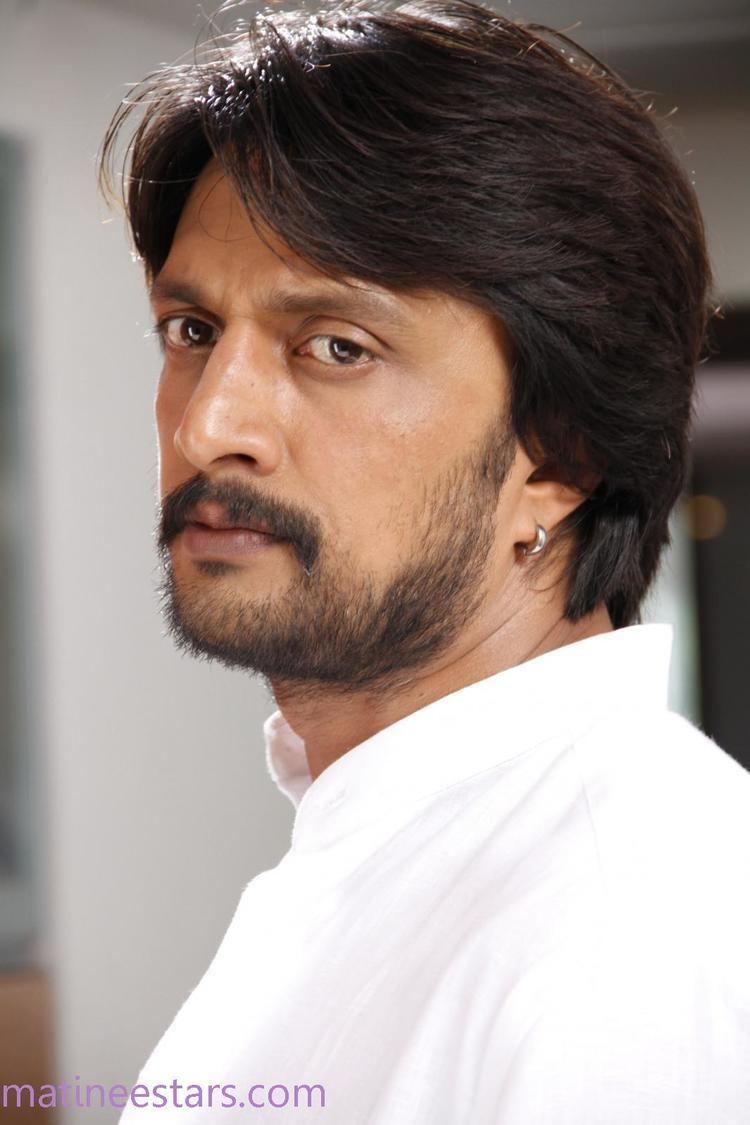 Sudeep Kiccha Sudeep Stills In Bachchan Movie Actor Gallery