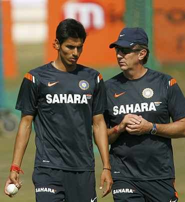 Sudeep Tyagi Best fast bowler in domestic cricket Rediff Cricket