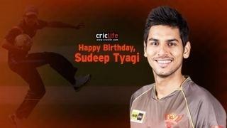 Sudeep Tyagi Latest News Photos Biography Stats Batting averages