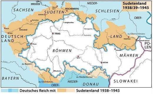 Sudetenland Sudetenland A Brief History