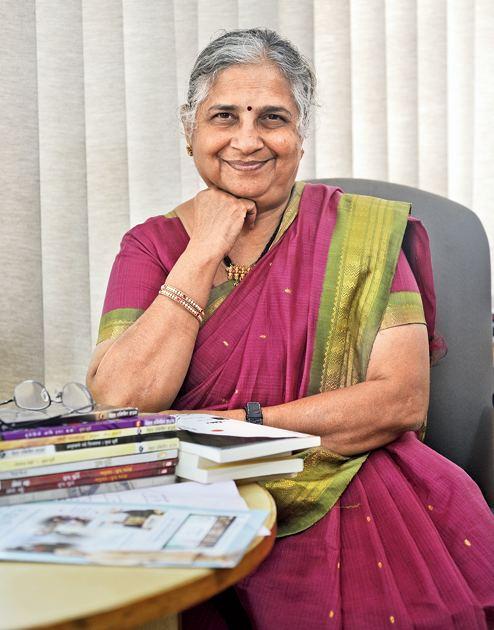 Sudha Murthy A life less ordinary