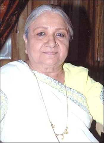 Sudha Shivpuri Kyunki Saas Bhi Kabhi Bahu thi39s Baa passes away Rediff