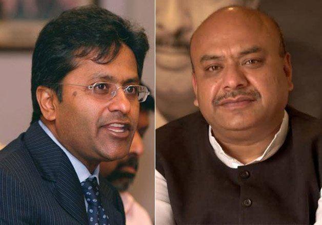 Sudhanshu Mittal Lalit Modi asks Sudhanshu Mittal to reveal his Hawala link