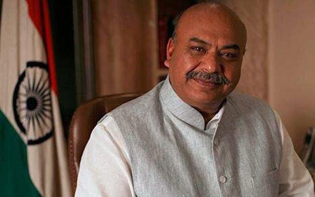 Sudhanshu Mittal BJP39s Sudhanshu Mittal joins Lalitgate India News