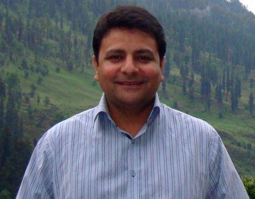 Sudhir Sharma The News Himachal Congress MLA Sudhir Sharma 39All